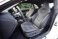 アウディRS 5(4WD/7AT)【試乗記】の画像