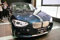 「BMW1シリーズ」がフルモデルチェンジ