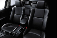 「マツダ・アクセラ」に本革シートの特別仕様車の画像