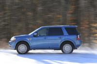 デザインやエンジンのラインナップに変更が加えられた、2013年モデルの「フリーランダー2」。日本市場では2013年2月2日に発売される。