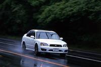 スバル・レガシィB4 RS25(4AT)【ブリーフテスト】の画像