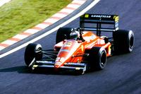 今回の「フィーチャリングマシン」に選ばれた「1987 フェラーリF187」。