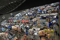 「人とくるまのテクノロジー展2013」開催の画像