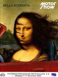 2006年ボローニャ・ショーのポスター