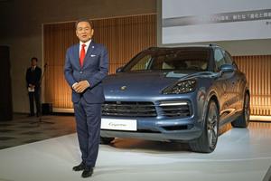 ポルシェ、初の電気自動車「ミッションE」を2020年に国内導入