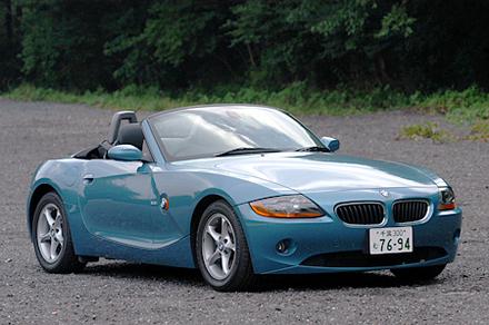 BMW Z4 2.5i(5AT)【ブリーフテスト】
