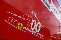 前戦ハンガリーで通算14度目のコンストラクターズタイトルを手に入れたフェラーリは、記念すべき700戦目のGPを迎えた。(写真=フェラーリ)