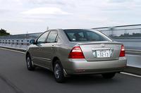 トヨタ・カローララグゼール(4AT)【ブリーフテスト】の画像