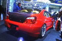 【Movie】スバル、七色のコンセプトカー(東京オートサロン2003)