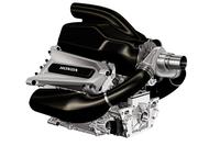 現在開発中のホンダ製F1用パワーユニット。