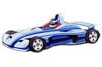 低コストでレースを楽しむ、「フォーミュラE」発表の画像