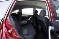 ホンダCR-V ZX(4WD/5AT)/ZLi(FF/5AT)【試乗記】の画像