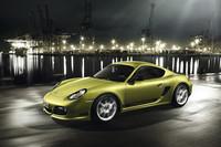 ポルシェ、新型スポーツカー「ケイマンR」を発売の画像