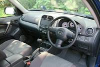 トヨタRAV4 J ワイドスポーツ 3ドア(4WD/4AT)【ブリーフテスト】の画像