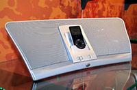 スピーカーの名門クリプシュからも、ホーム用iPodシステムが登場。