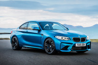 「BMW M2クーペ」に6段MT仕様が登場の画像