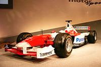「常に予選トップ10&ポイントゲット」を目標に掲げるF1。ニューマシン「TF103」は、3月9日の開幕戦オーストラリアGPに向けて精力的にテストされている
