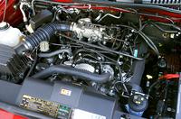 フォード・エクスプローラー エディバウアー(5AT)【ブリーフテスト】の画像