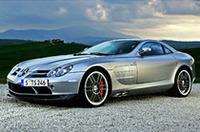スーパースポーツ「メルセデス・ベンツSLRマクラーレン」に世界限定モデルの画像