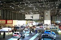【ジュネーブショー2005】日仏合作のコンパクトカー「AYGO」「C1」「107」