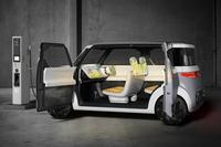 日産が次世代軽EVのTEATRO for DAYSを出展【東京モーターショー2015】の画像