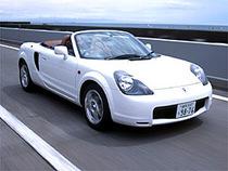 トヨタMR-S Vエディション(5MT)【ブリーフテスト】
