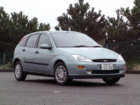 フォード・フォーカス2000GHIA5ドアハッチ(4AT)【ブリーフテスト】