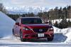 マツダの新世代AWD車雪上試乗会【試乗記】