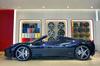 特注仕様の「フェラーリ458スパイダー」を紹介