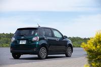 2016年4月に登場した3代目「トヨタ・パッソ」。初代、2代目とは異なり、ダイハツから供給されるOEMモデルとなった。