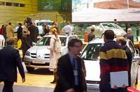 【ジュネーブショー2003】スズキ、三菱ブース