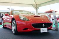 新型フェラーリ「カリフォルニア」&「599XX」、日本でお披露目