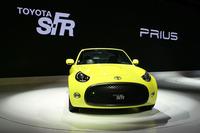 トヨタS-FR:スポーツカーは話が膨らむの画像