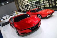 「BMW M1オマージュ」と「BMW M1」