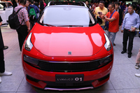 """吉利が立ち上げた「Link & Co」は""""ミレニアル世代""""をターゲットにした新ブランド。この新型SUV「01」で中国国内はもとより、欧米市場も狙う。"""