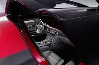 「メルセデス・ベンツSLS AMG」の内装写真を公開