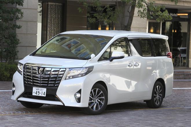 トヨタ・アルファード ガソリン車 2.5リッター G 7人乗り(FF/CVT)【試乗記】