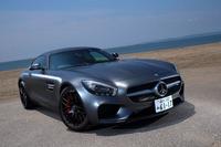 今回テストしたのはより高性能な「GT S」(1840万円)のほう。標準仕様の「GT」(1580万円)は2015年9月以降に発売の予定。