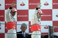 第13戦アロンソ完勝、ハミルトンとの差3点に【F1 07】