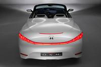 ホンダの新型スポーツカー!? 「OSM」ロンドンにあらわるの画像