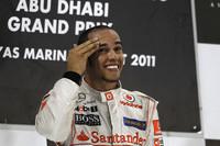 中国、ドイツに次ぐ今季3勝目をあげたルイス・ハミルトン。度重なるミスやクラッシュ、失言などで失墜した名誉を回復する1勝となった。(Photo=McLaren)