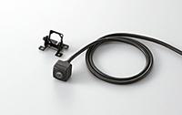 約123万画素の広角CMOSイメージセンサーカメラ採用の「HCE-C200R」(3万6540円)。