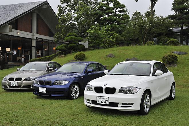 BMW&MINI新エンジン試乗会(BMW320iクーペ/135iクーペ、MINI ONE/クーパーSクラブマン)【試乗記】