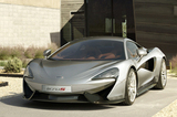 マクラーレンの新型スポーツカー「570Sクーペ」を写真で紹介する。