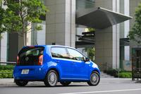 2012年9月に日本導入が発表された「フォルクスワーゲンup!」。大きなマイナーチェンジこそまだないものの、逐次改良が加えられているという。