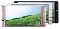 3つのカラーバリエーションが用意される、ワイド画面の「NSZC-W60」(20万5000円)。