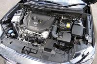 「CX-3」に搭載される1.5リッターディーゼルターボエンジン。