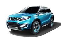 こちらは、2013年9月のフランクフルトショーにも出展された、SUVのコンセプトモデル「iV-4」。中国では今回、初公開された。