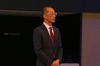 ジャガー・ランドローバー・ジャパンのマーケティング・広報部ディレクター、若林敬市氏。