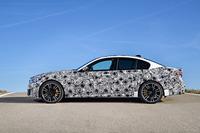 第413回:いよいよ600ps超の4WDマシンへ今秋発表の新型「BMW M5」に先行試乗!の画像